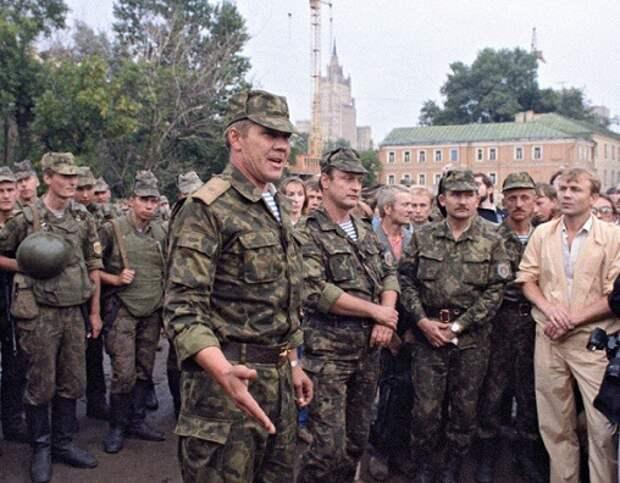 Что для Приднестровья сделал генерал Лебедь