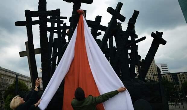 Польша против Белоруссии: культ войны 1920 года