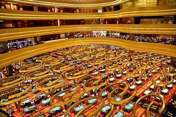 10 самых роскошных казино мира