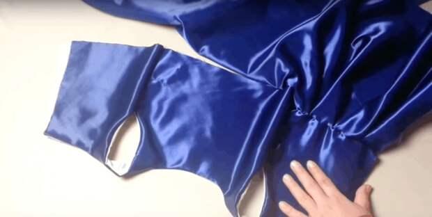 2 красивых и очень простых платья, которые вы сошьете без выкройки