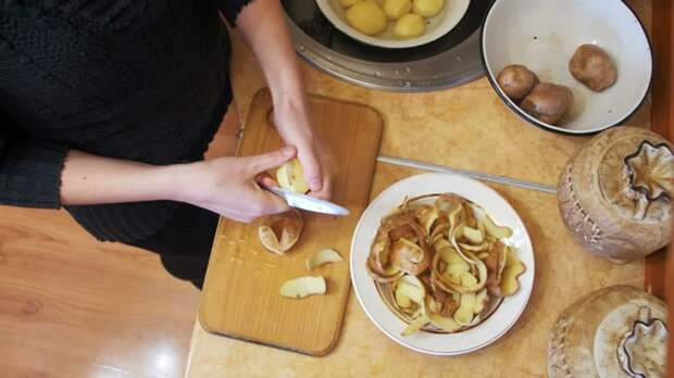 Возиться с картошкой перед самым Новым годом? Всё можно сделать гораздо проще.
