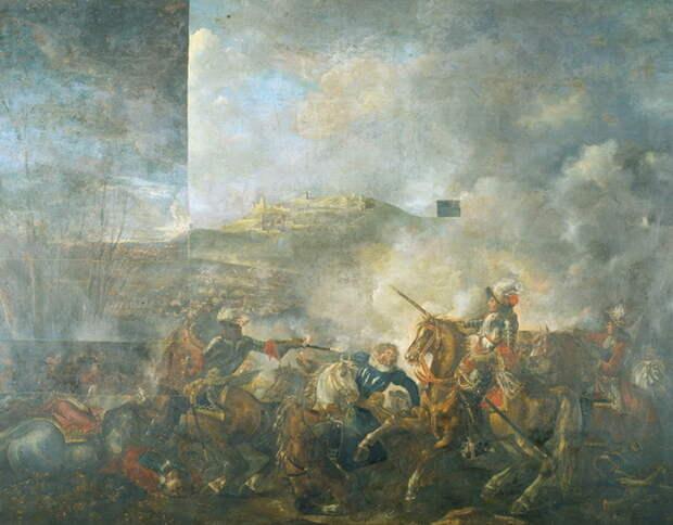 Битва при Касселе, 1677 год - Архитектор побед Короля-Солнца   Warspot.ru