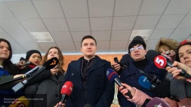 «Не дайте погибнуть Украине»: Савченко заявила, что мировой кризис – искусственный