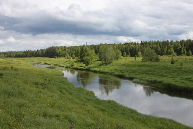 Тело 7-летнего мальчика нашли в реке Лып в Удмуртии