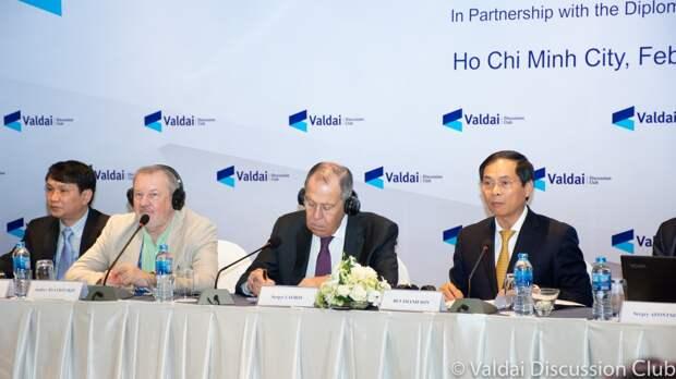 Россия – Вьетнам: международное сотрудничество в неспокойном мире
