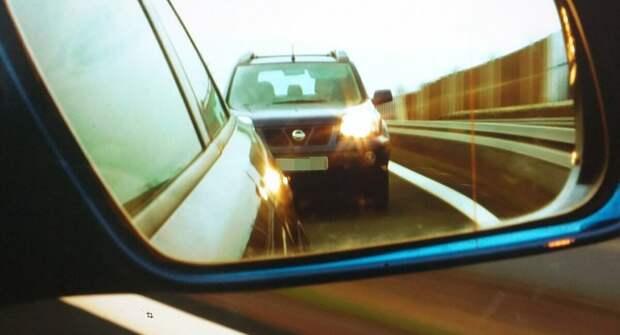 Как научить наглого водителя держать дистанцию на дороге?