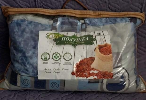 Перед покупкой проверьте подушку по всем параметрам / Фото: textilekmv.ru