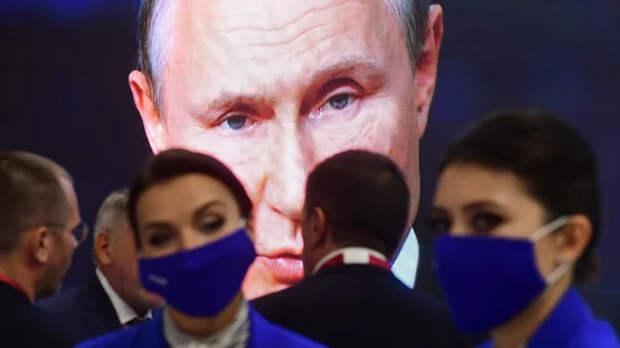 Заболевшие коронавирусом в администрации Кремля заставили президента Владимира Путина уйти на самоизоляцию