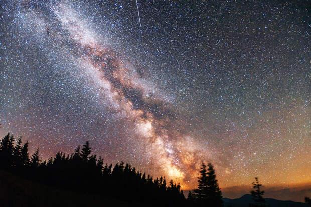 Россияне смогут увидеть метеоритный дождь в ночь на 3 января
