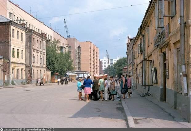 Ностальгия по советскому квасу.