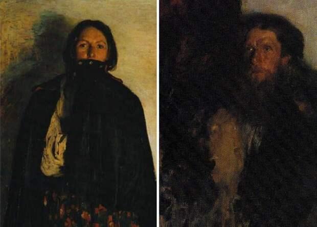 Взлёты и падения самого экспрессивного русского художника Серебряного века