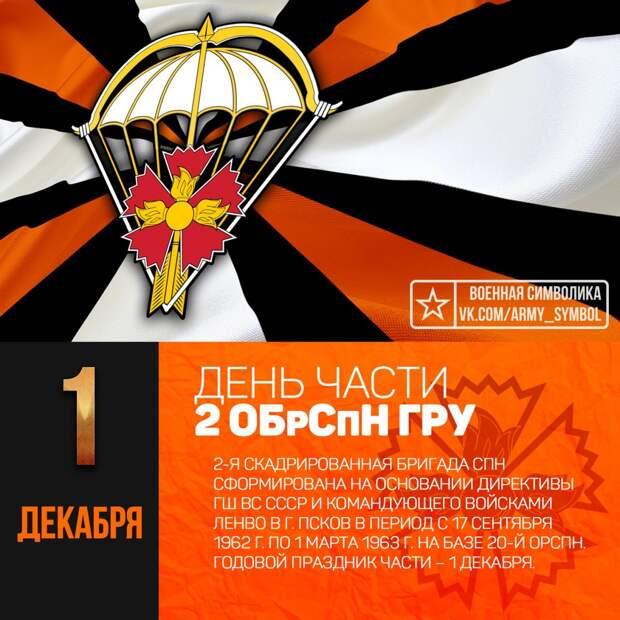 2-я скадрированная бригада СпН