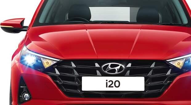 «Премиальный» Hyundai i20 недосчитается опций, зато бензин или дизель и россыпь коробок
