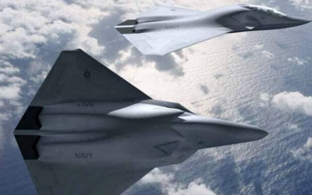 ВМС США начали разработку нового самолёта на замену F/A-18E/F Super Hornet