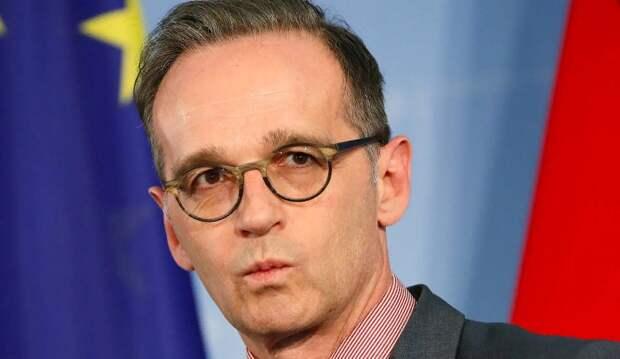 Маас назвал антироссийские санкции по делу Навального «неизбежными»