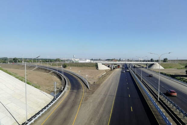 Глава Адыгеи:Для развития дорожной инфраструктуры мы активно взаимодействуем с федеральным центром