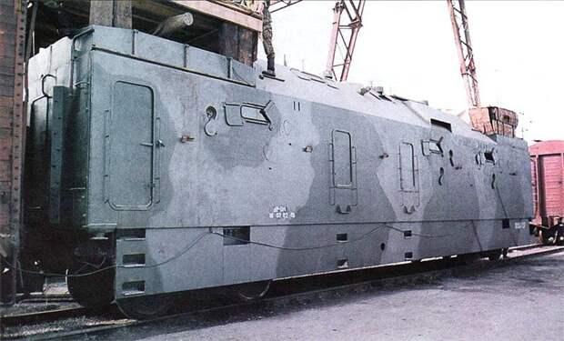 """Подборка фотографий СП """"Терек"""", использовавшегося во время Второй Чеченской кампании."""