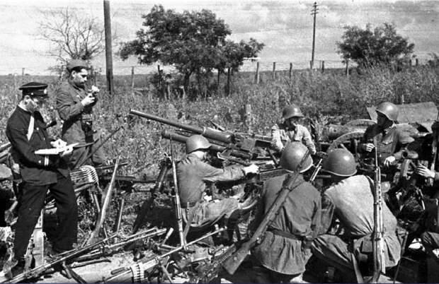 Оборона Одессы: самая успешная операция Красной Армии в 1941 году