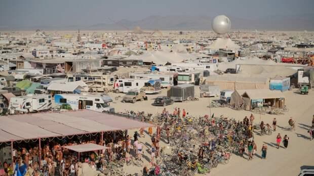 Что такое Burning Man и зачем туда ехать?