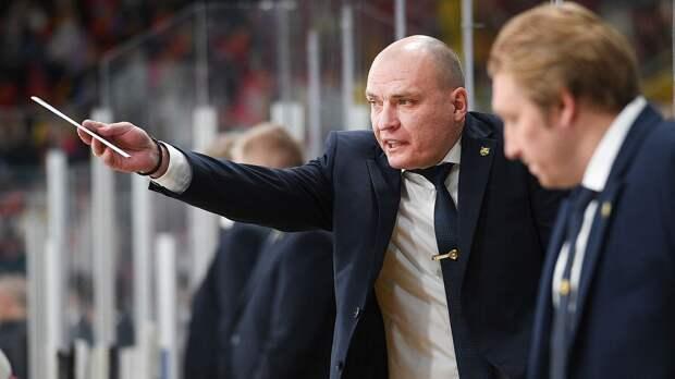 Разин: «В Словакии родителю в голову не придет сказать тренеру: «Давайте я буду платить, а мой сын будет играть»