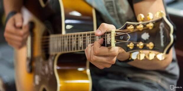 В Южнопортовом откроется новый вокально-инструментальный кружок