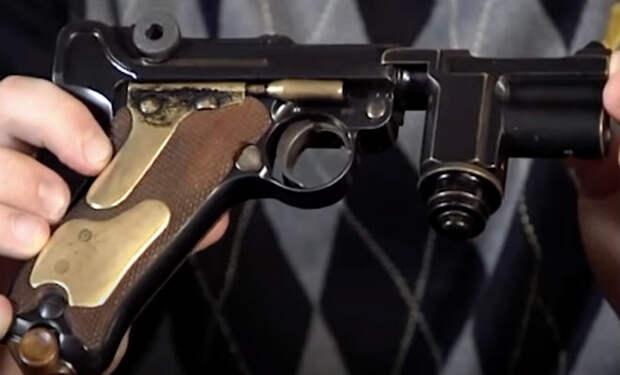 Личный пистолет Гитлера