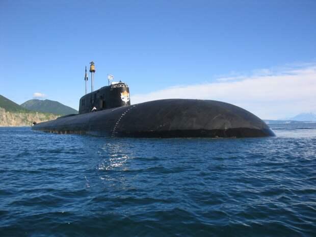 Россия запретила США вход в Тихий океан без разрешения
