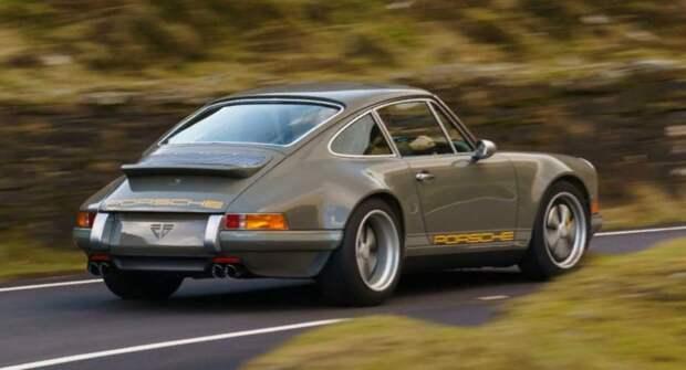 Theon Design доработал Porsche 911 с воздушным охлаждением