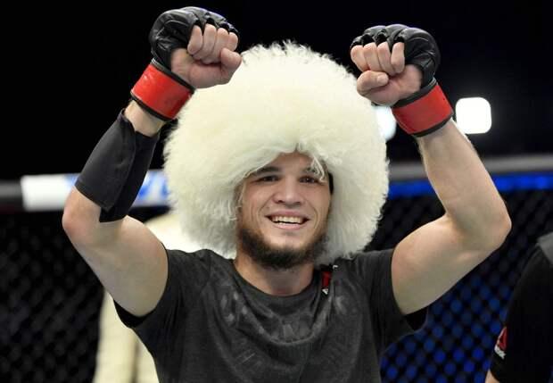 Умар Нурмагомедов получил от UFC 50 тысяч долларов бонуса