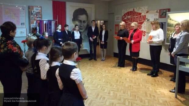 В деревне Петрищево под Москвой почтут память героя войны Зои Космодемьянской