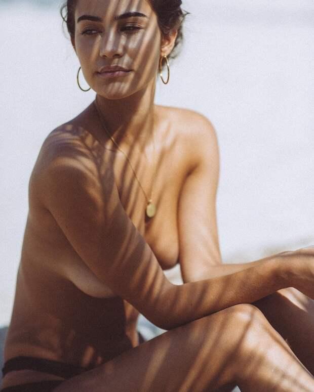 Красивые девушки на снимках Дейвиса Малты