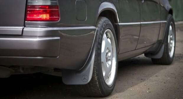 Эксперты объяснили, когда установка брызговиков может навредить автомобилю