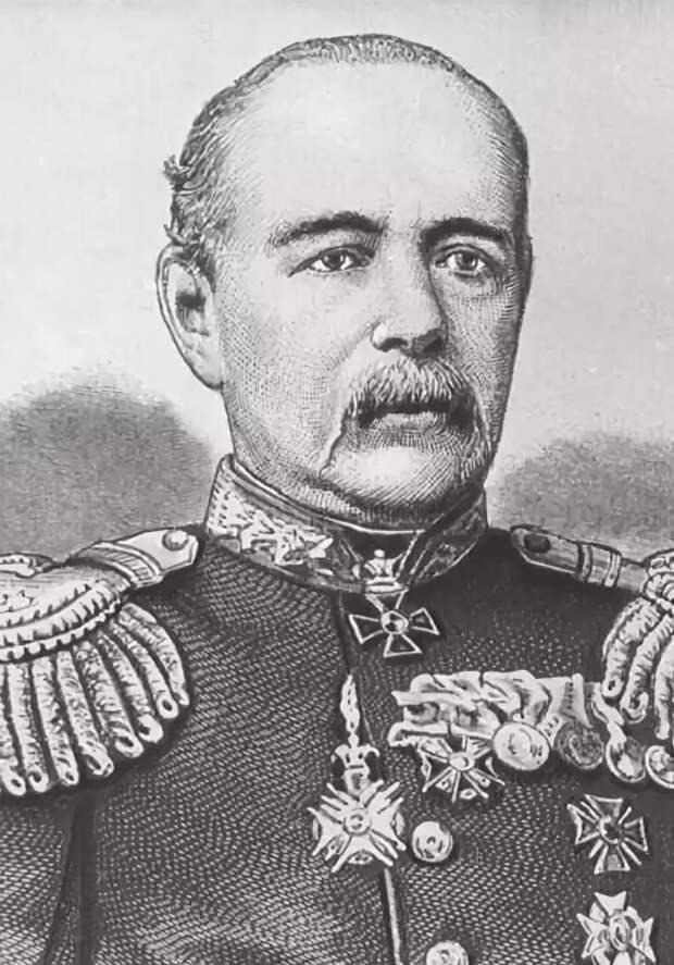 Генерал Ломакин Николай Павлович