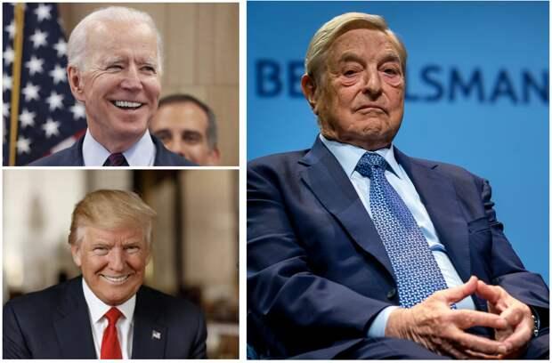 На выборах в США был третий участник, которого заметили не все