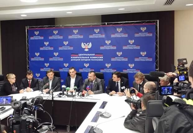 Дипломатический лифт для Донбасса