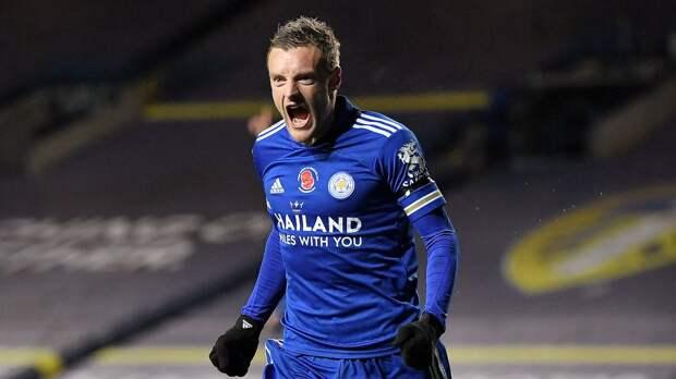 «Лестер» разгромил «Вест Бромвич», забив три гола в первом тайме