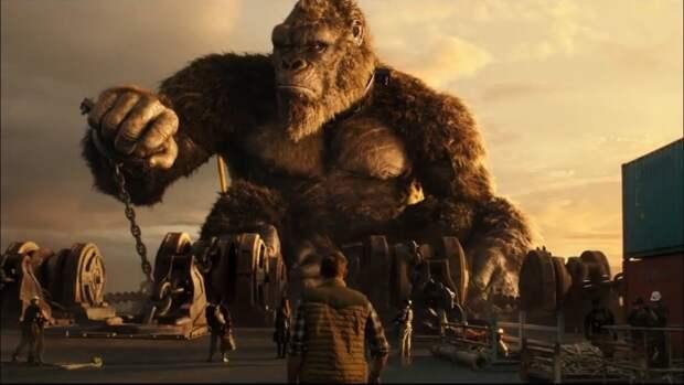 """Фильм """"Годзилла против Конга"""" заработал в мировом прокате почти 400 млн долларов"""