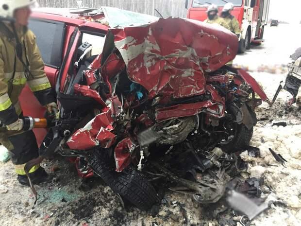 В Удмуртии виновнику аварии, унесшей жизни 4 человек, вынесли приговор