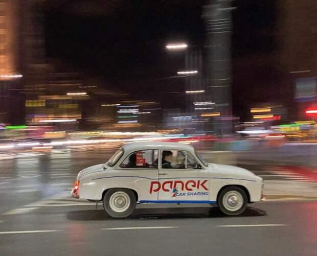 Сирена из Польши. Автомобиль послевоенных времен, который до сих пор эксплуатируется