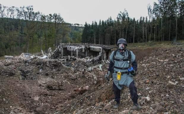 ВЧехии взорван склад боеприпасов, предназначавшихся дляпоставок на Украину