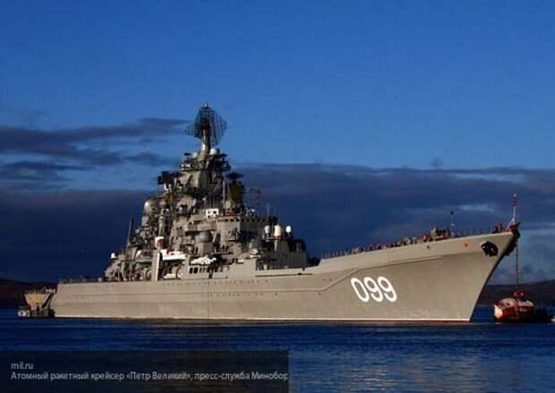 Ракетно-ядерный щит и меч: Россия качественно усиливает Северный флот