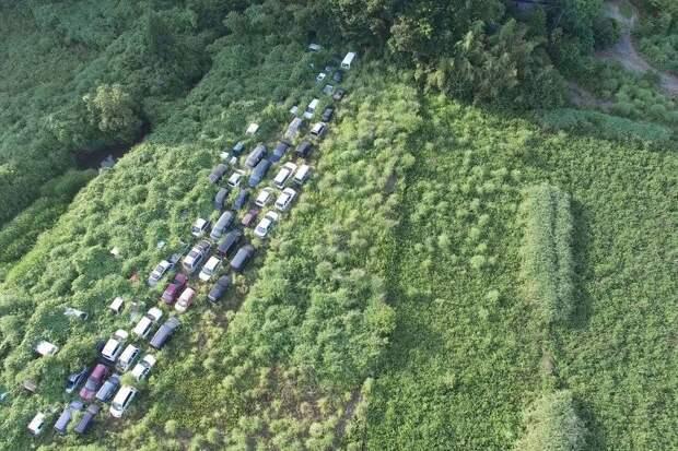 22 заброшенных места, где еще совсем недавно были люди