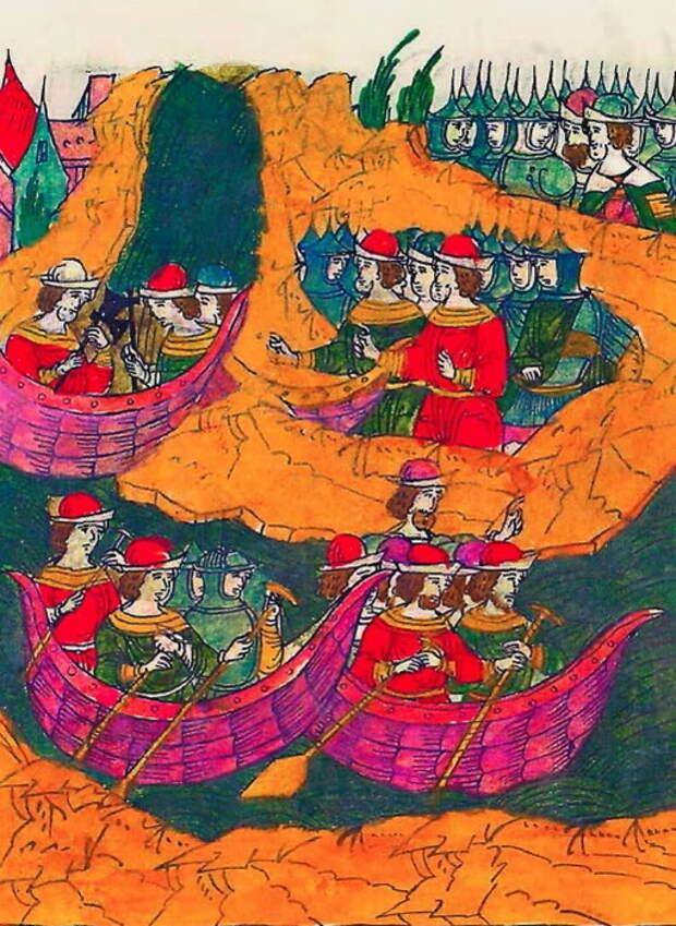 «Война двух царей»: разведка