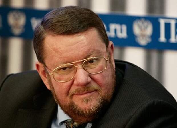Сатановский предрек Украине развал после слов Зеленского о Крыме