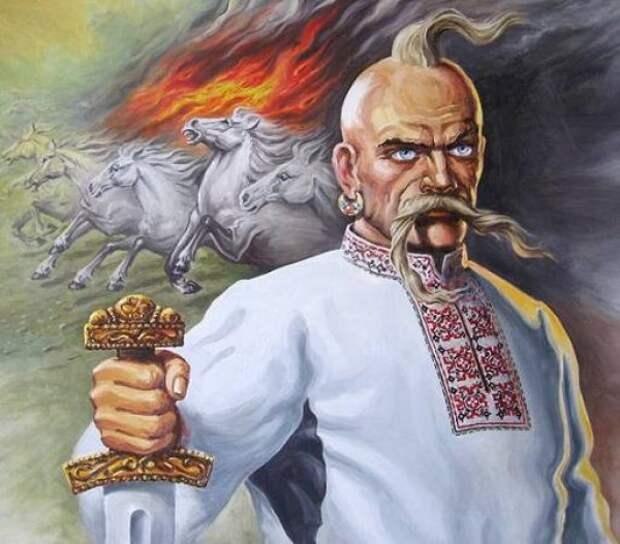 Князь Святослав о новой Хазарии