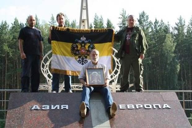 Мироточивая икона Царя Николая побывала на Царских торжествах на Урале