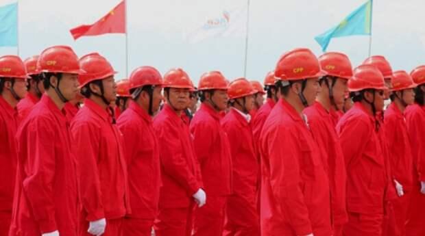 Китай нефтяники