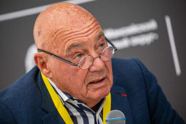 Разозленные грузины выгнали Владимира Познера из Тбилиси