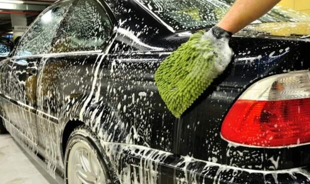 Как помыть автомобиль правильно. Советы от работника автомойки