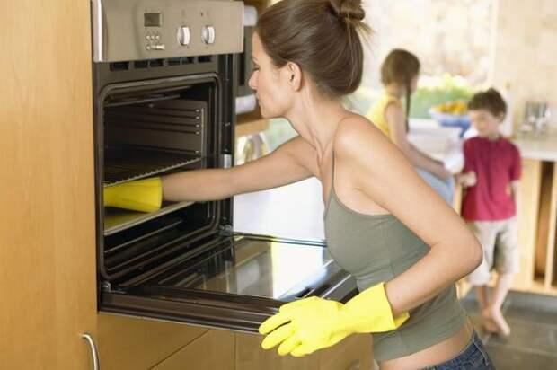 Как сделать, чтобы кухонная плита всегда была чистой
